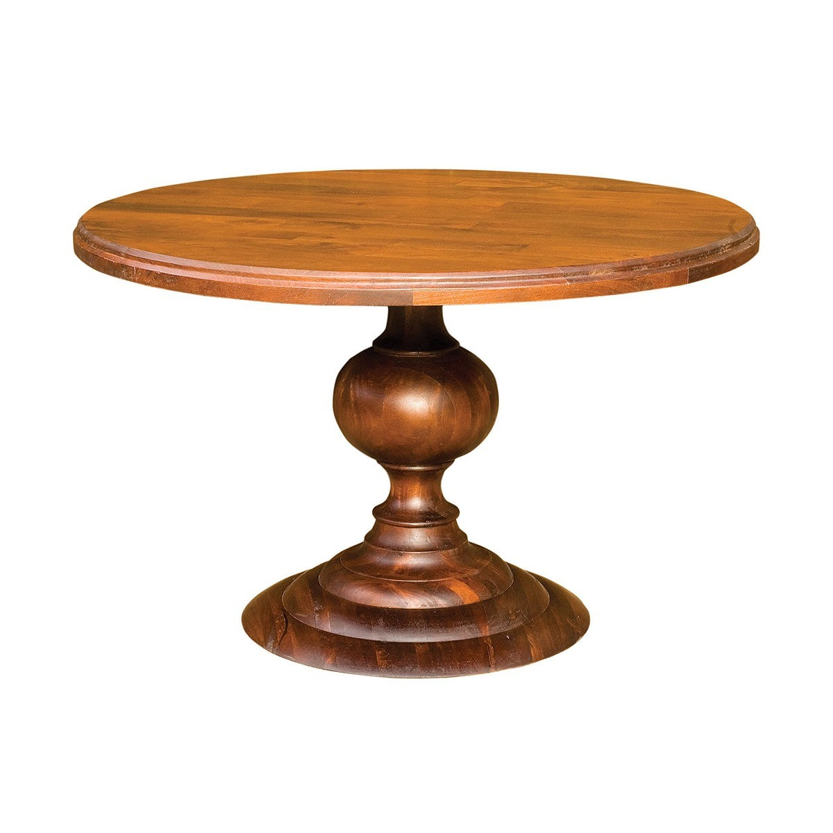 Picture of: Magnolia Round Pedestal Dining Table