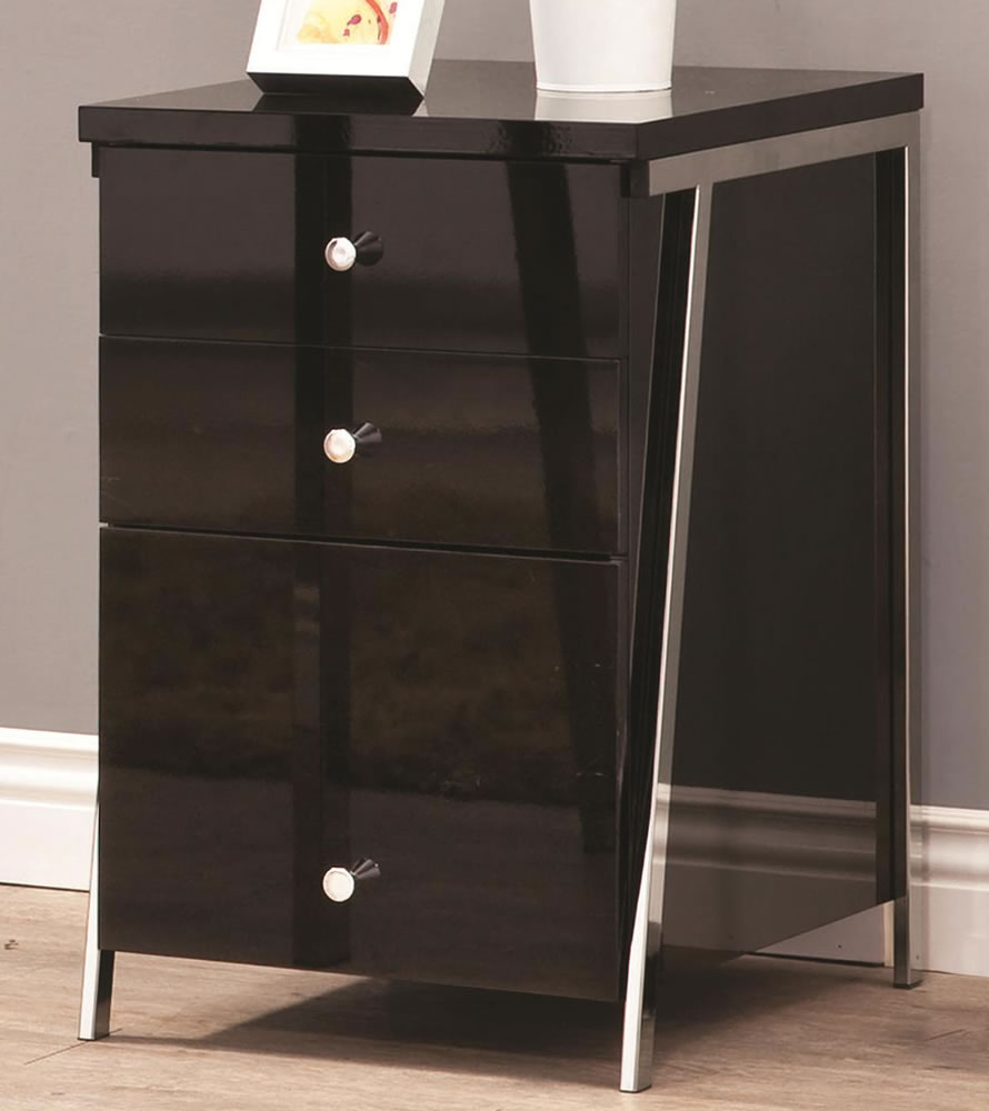 Picture of: Metal File Cabinet Frame