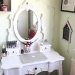 Mirrored Dresser design beautiful 2014
