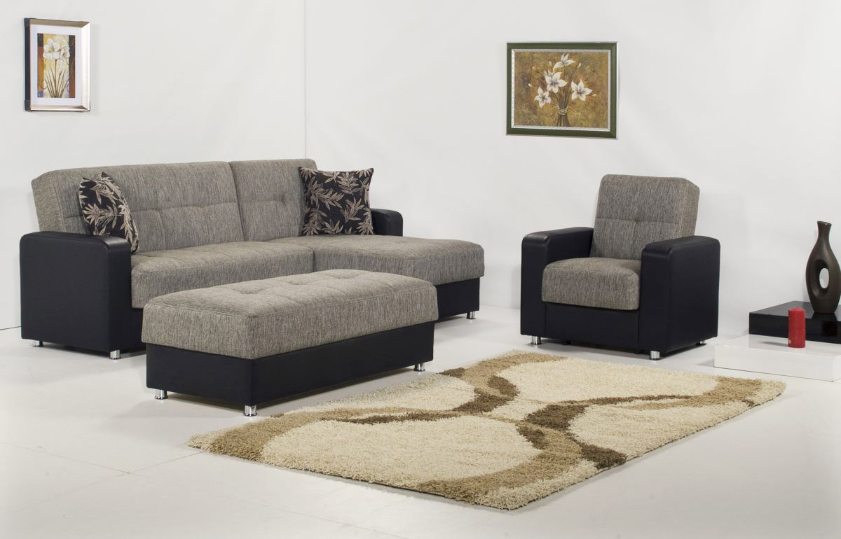 Image of: Modern Sectional Sofa