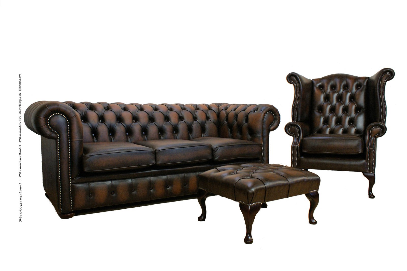 Image of: New Chesterfield Sofa