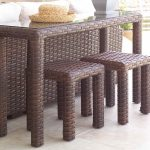 Outdoor Console Table Design