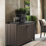 Outdoor Console Table Style