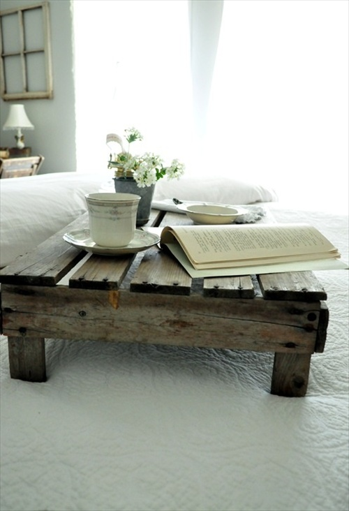 Image of: Pallet furniture ideas plans