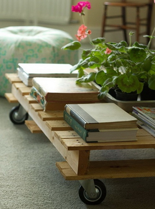 Image of: Pallet furniture ideas style