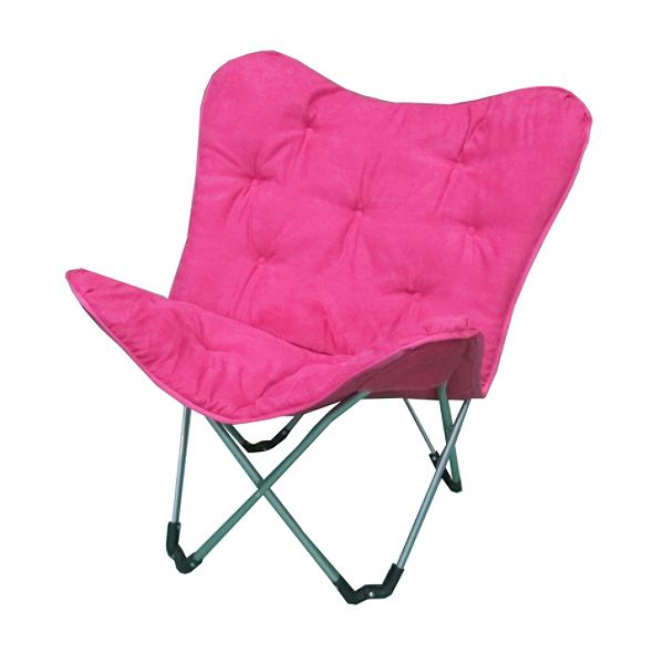 Image of: Pink Butterfly Chairs