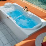 Portable Jacuzzi design ideas