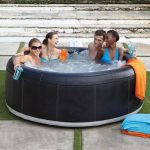Portable Jacuzzi spa