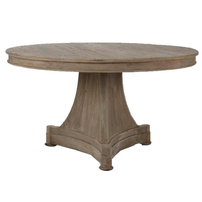 Picture of: Provence Pedestal Dining Table