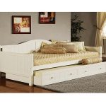 Queen Daybed Trundle