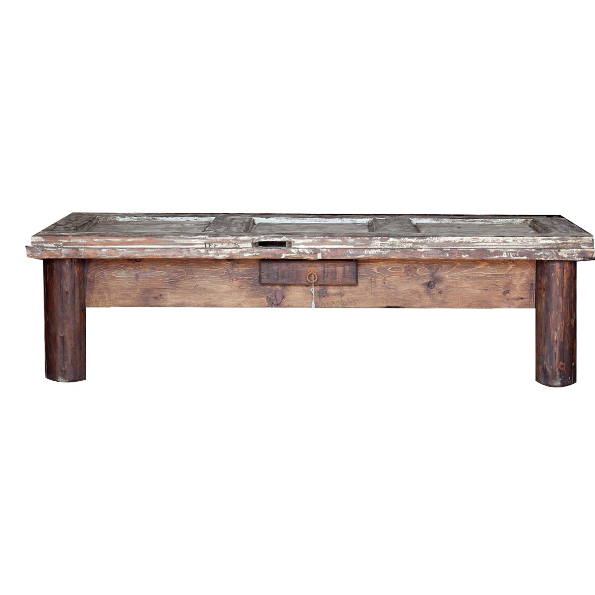 Image of: Rustic Mexican Coffee Table