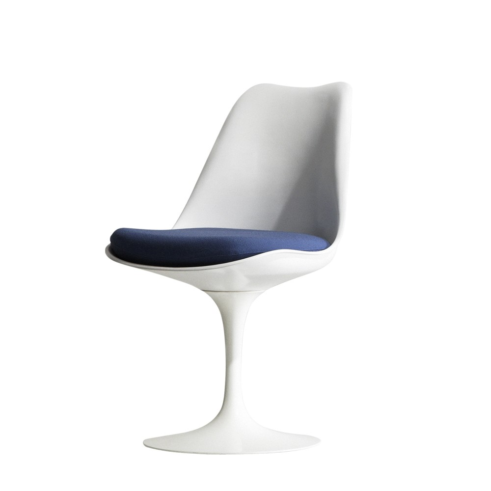 Image of: Saarinen tulip chair