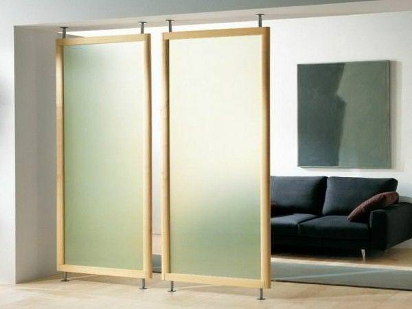 Image of: Sliding Room Dividers Ikea