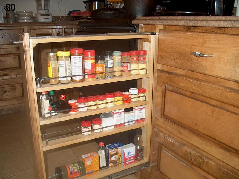 Picture of: Spice Cabinet Image