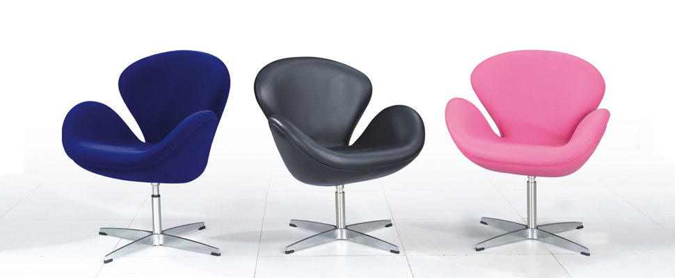 Image of: Swan Chair images