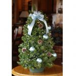 Tabletop Christmas Trees Design