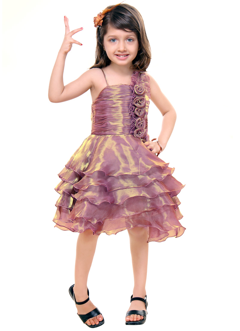 Image of: Top Dresses for Kids