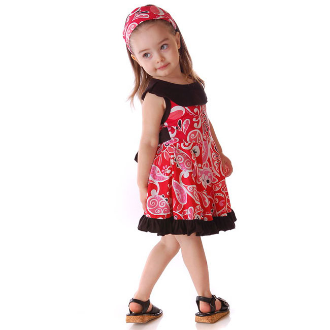 Image of: Trendy Dresses for Kids