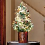 Trendy Tabletop Christmas Trees