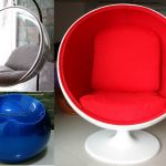Unique Fiberglass Bubble Chair