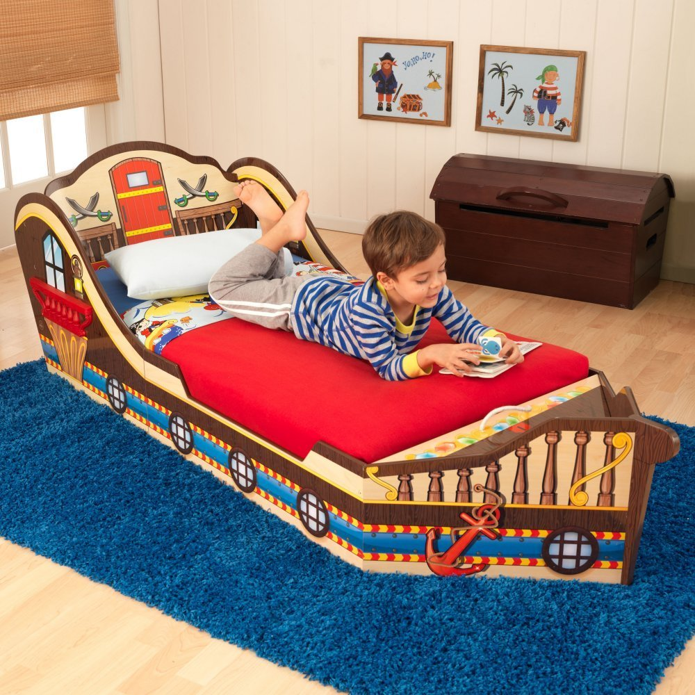 Image of: Unique Toddler Beds Design