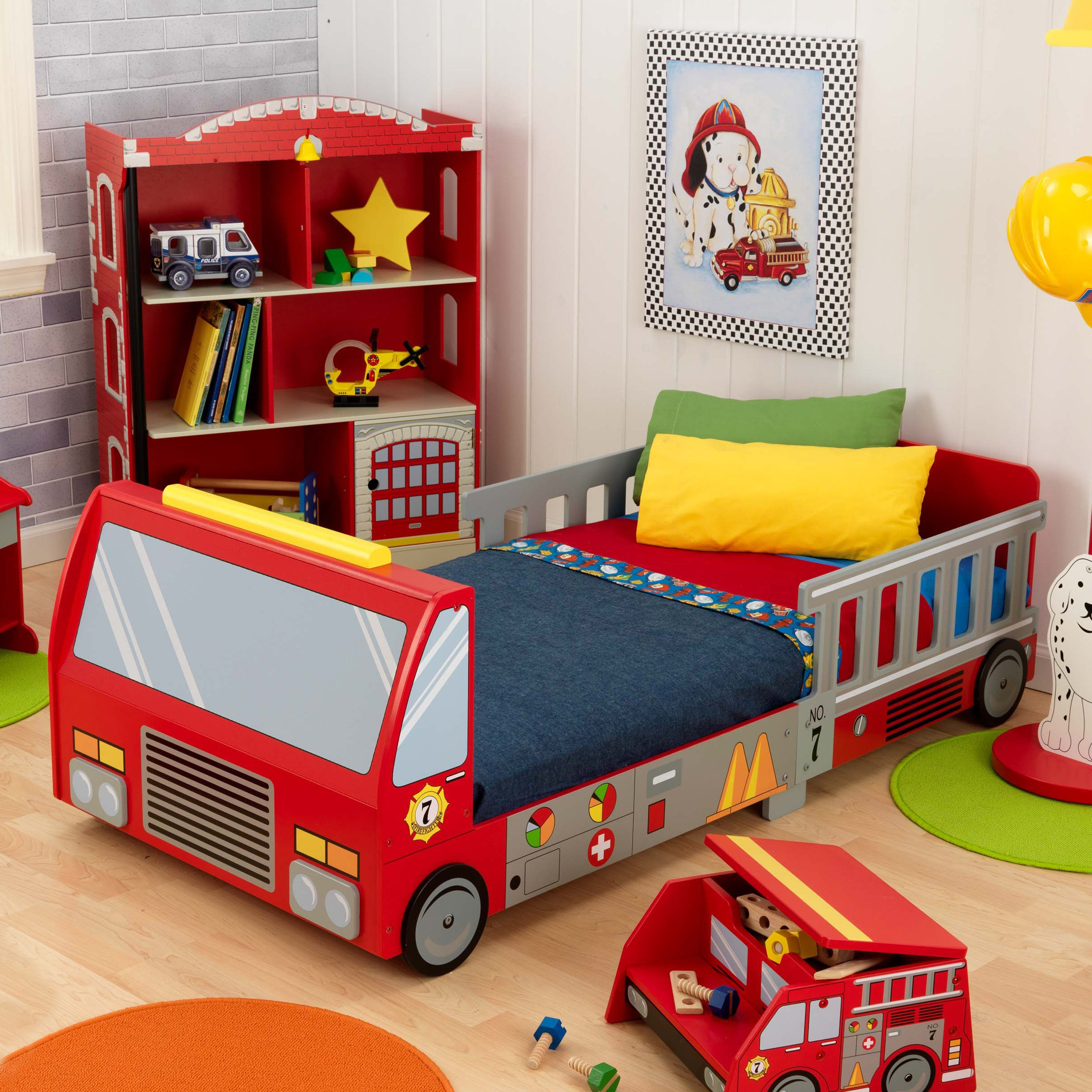 Image of: Unique Toddler Beds Image