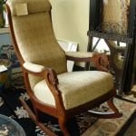 Upholstered Rocking Chair Picture