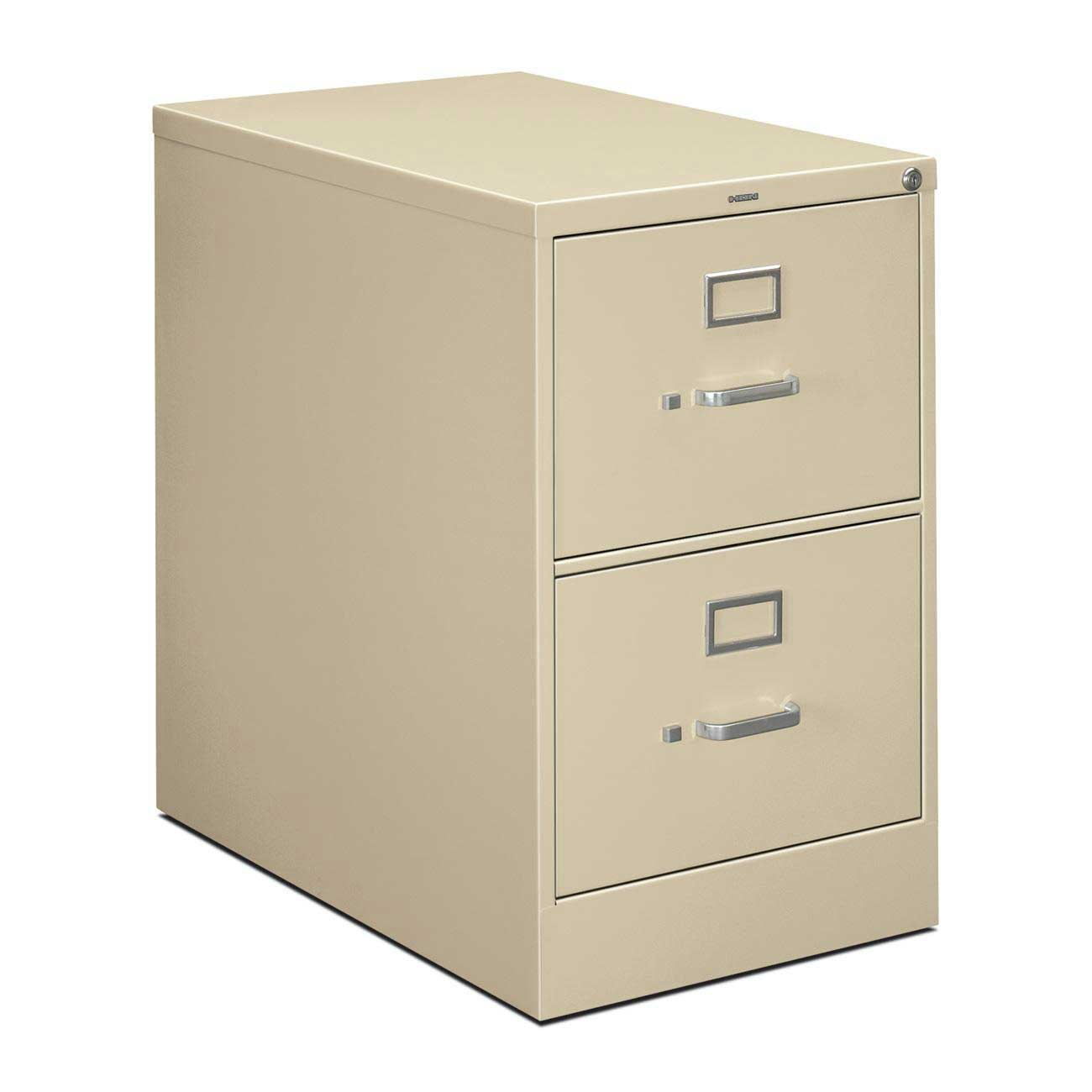 Picture of: Vertical Metal File Cabinet