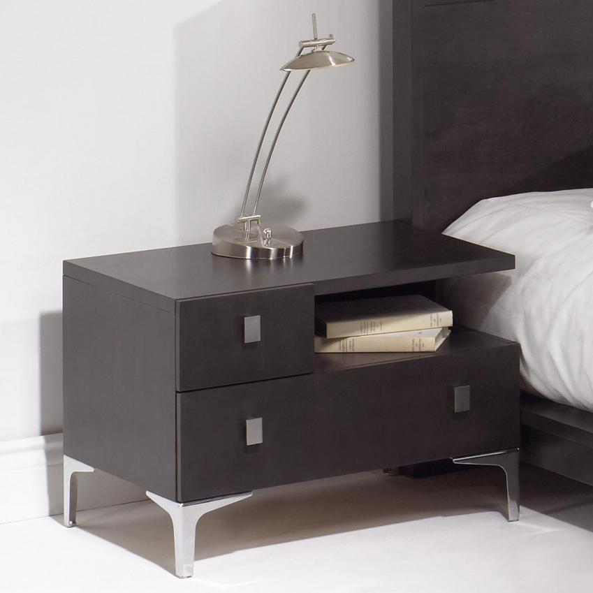 Image of: alluring modern nightstands
