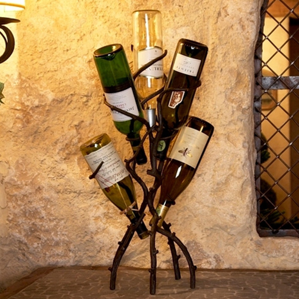 alluring wine rack plans