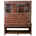 apothecary cabinet image