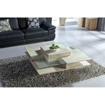 artficial marble Stone Coffee Table