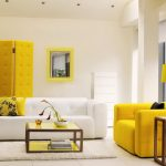 Awesome Yellow Accent Chair