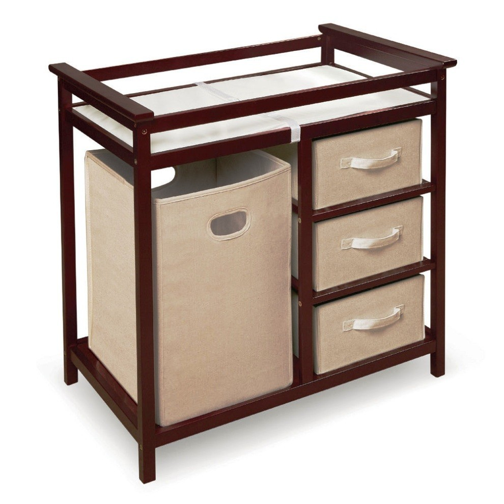 Image of: badger  corner changing table design