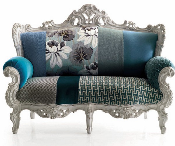 Image of: baroque furniture clasic