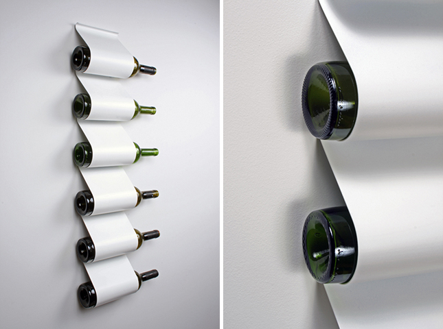 Image of: better wine rack plans