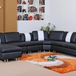 Black Sofa Sectionals