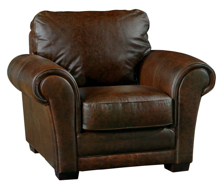 Picture of: brown overstuffed chairs