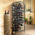 cheap wine rack plans
