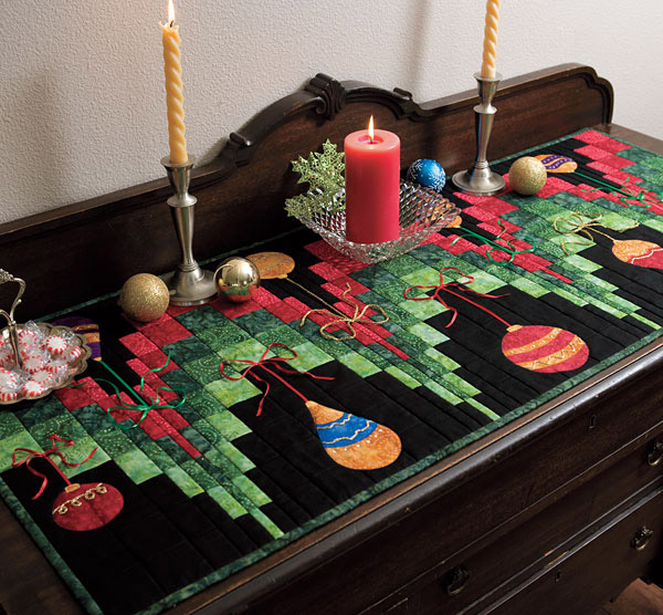 Picture of: christmas table runner images
