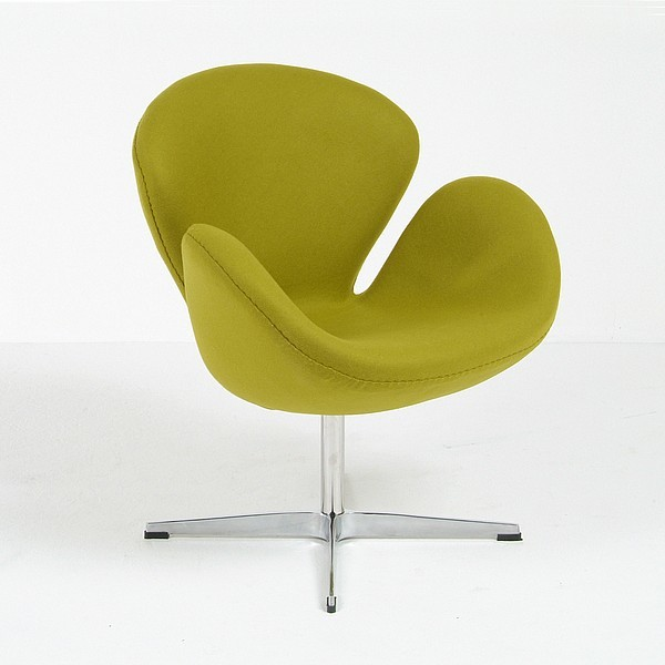 Image of: contemporary Swan Chair