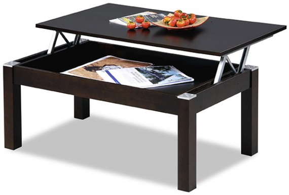 Image of: convertible coffee table design images