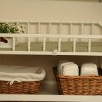 corner changing table design simple