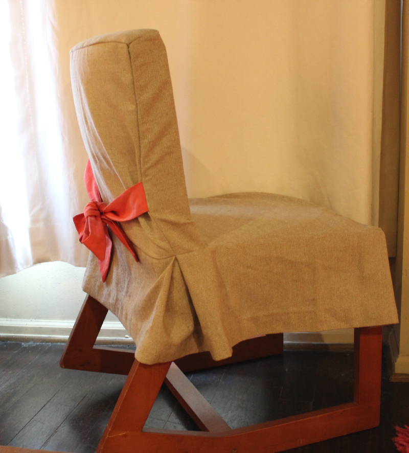 Cute Parsons Chair Slipcovers