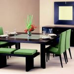 Modern Contemporary dining room furniture design image