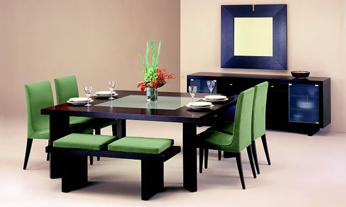 Picture of: Modern Contemporary dining room furniture design image