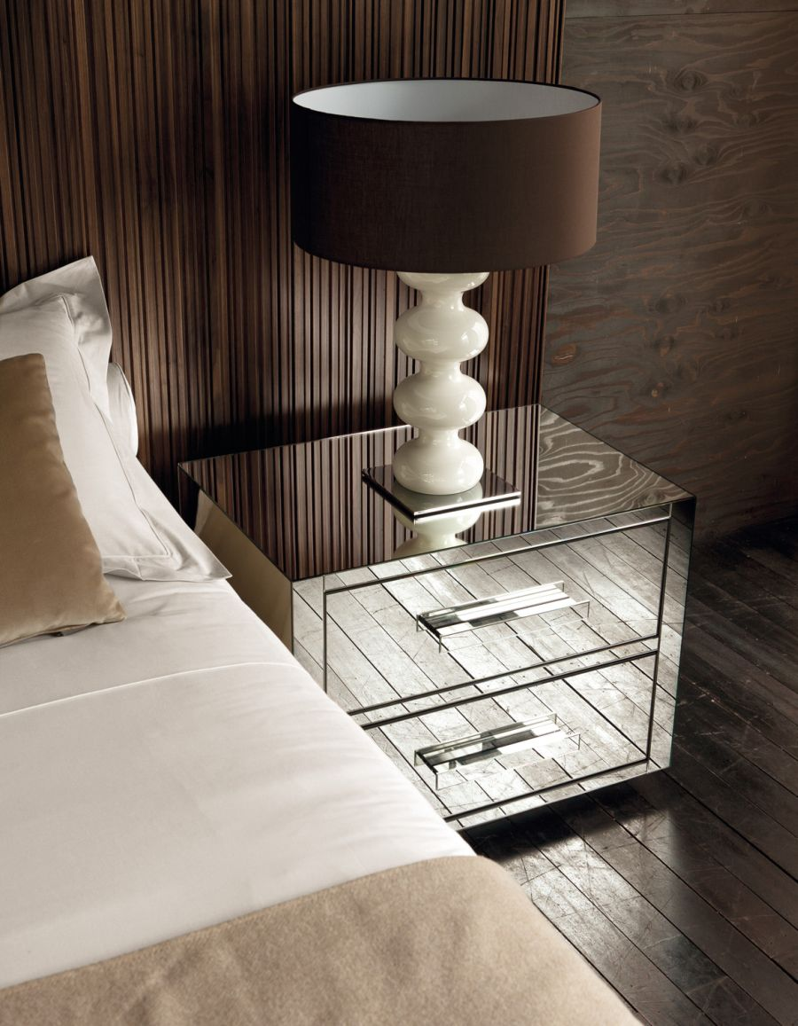 Image of: Elegant Modern Nightstands