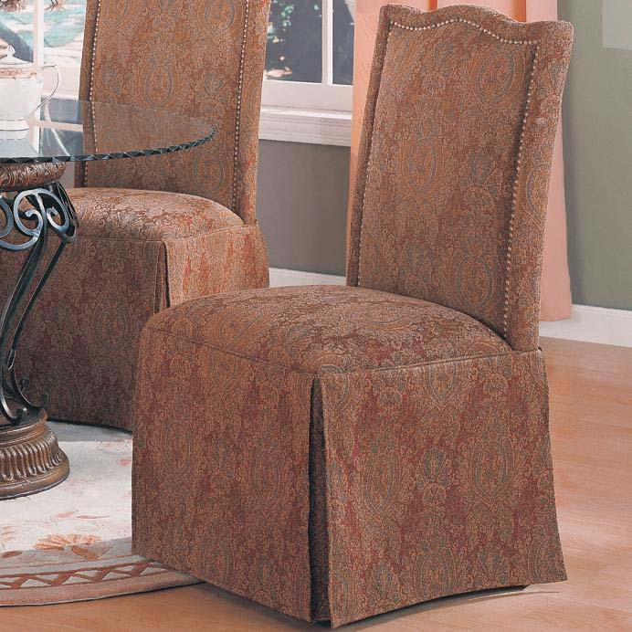Elegant Parsons Chair Slipcovers