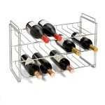 fashionable wine rack plans