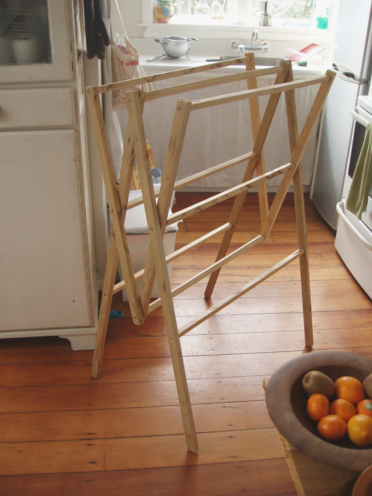 Image of: folding clothes drying racks